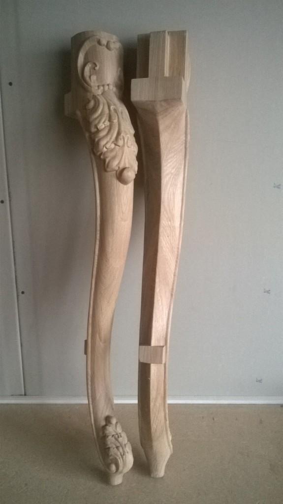 ножки кабриоль